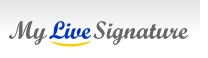 MyLiveSignature Logo